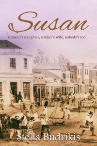 Susan book cover