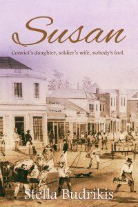 Susan book cover