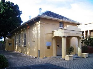 Old Courthouse building, Law Museum, Perth