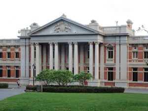 Supreme Court, Perth, completed 1903