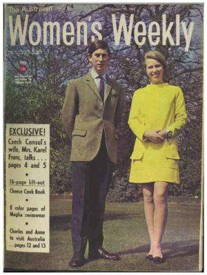 Australian Women's Weekly 15 Oct 1969