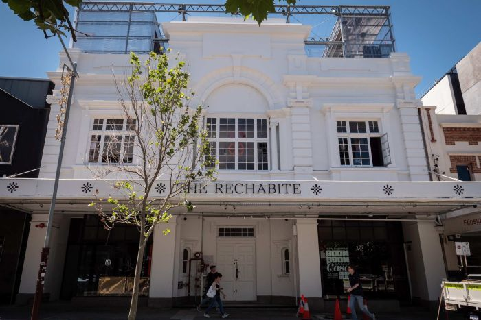 The Rechabite, William Street, Perth. Image from ABC News website.