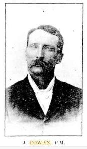 James Cowan c 1900
